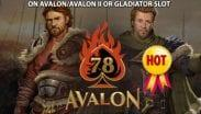 Avalon78 Casino Welcome Bonus