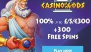 Casino Gods Promo