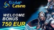 Gudar Casino Welcome Bonus