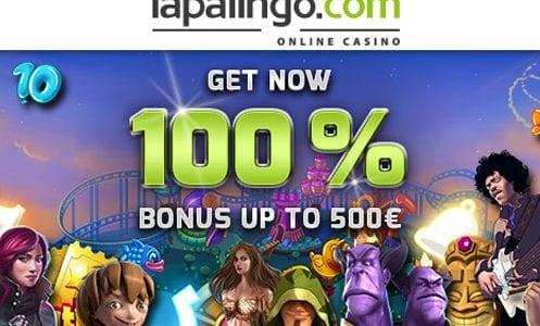 Lapalingo Casino Promo