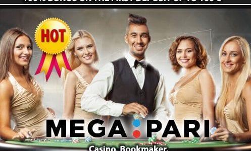 Megapari Casino Promo