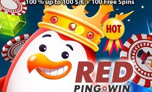 Red PingWin Casino Promo