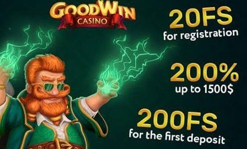 GoodWin Casino Promo