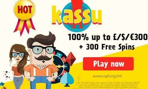 Kassu Casino Hot Offer