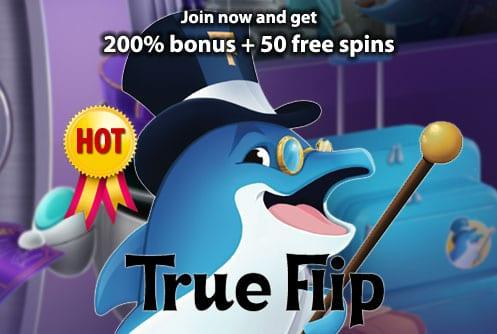 True Flip Casino Hot Offer