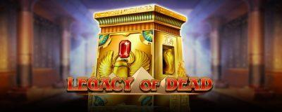 Experience The Culture Of Ancient Egypt With Legacy Of Dead Slot