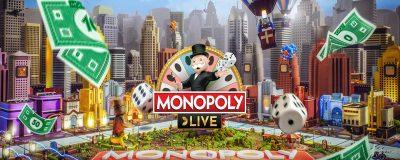 Win A Share From The Monopoly Live Tournament At Mr Green Casino