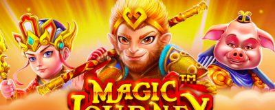 Pragmatic Play Launches The Extraordinary Magic Journey Slot