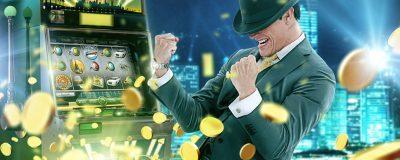 Mr. Green Casino Mega Fortune