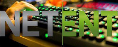 NetEnt Online Gaming logo