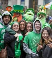 Saint Patricks in the US