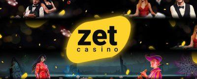 Zet Casino Screenshot