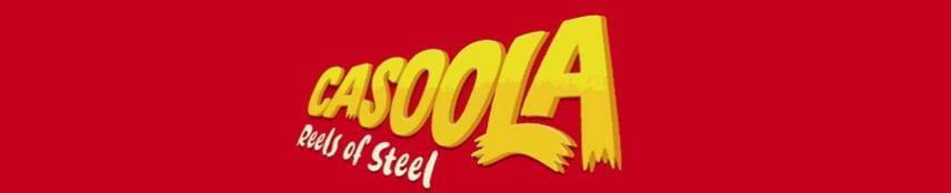 Casoola Casino Reels of Steel