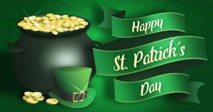 Saint Patrick's Day Casino Bonuses 2020