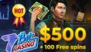 7 Bit Casino Hot Offer