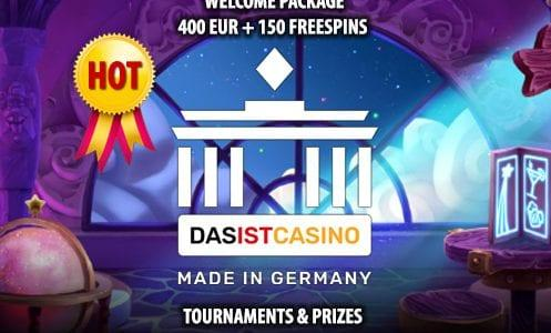 Dasist Casino Welcome Package