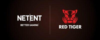 NetEnt Integrates Further Red Tiger To Realize Potential Synergies