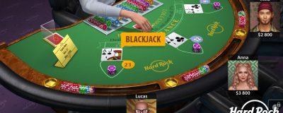 KamaGames Introducing Hard Rock Blackjack Application