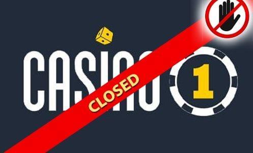 Casino 1 Closed