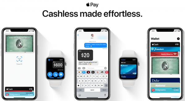 Easy Payments using Apple Pay