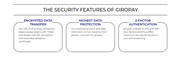 Giropay security details
