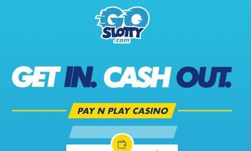GoSlotty Casino Promo