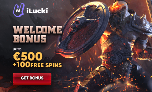 iLucky Casino Welcome Offer