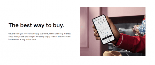 Klarna is a great way to take care of your online payments