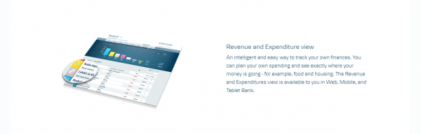 Verkkopankki will allow you to manage your budget