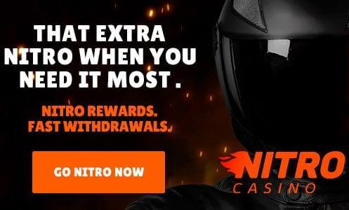 Nitro Casino Nitro Rewards