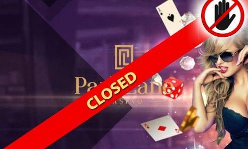 Parklane Casino Closed