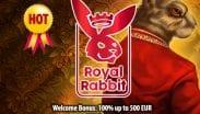 Royal Rabbit Casino Welcome Bonus