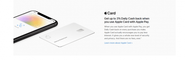 High security standard with every Apple Pay deposit