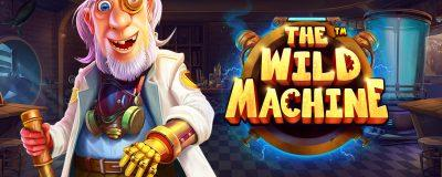 Pragmatic Play Has Released The Wild Machine Slot