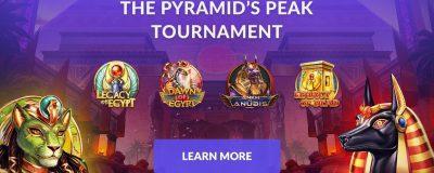 WestCasino Invites You To A Pyramid's Peak Adventure