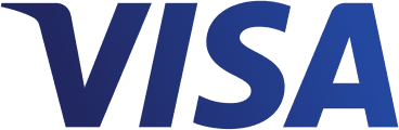 The official logo of VISA