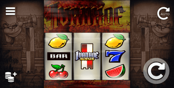 You must try the Ivanhoe slot at any ELK Casino!