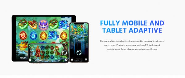 Evoplay slots are fully mobile-compatible