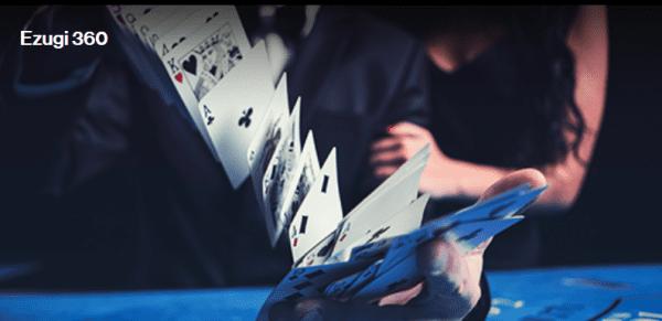 Ezugi casinos feature 360 gaming solution