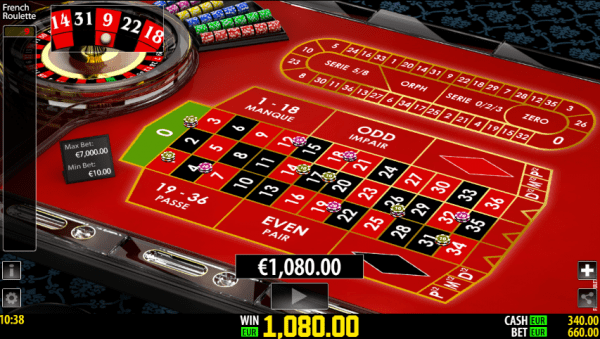 The French Roulette is a must-try for all roulette fans out there - only at World Match casinos!
