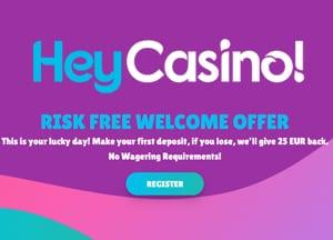 A new casino that gives you back 10% daily!