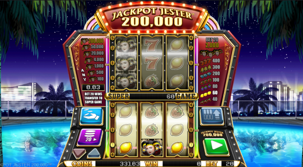 Jackpot Jester is a progressive jackpot developed by Nextgen