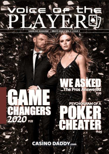 casino gambler magazine