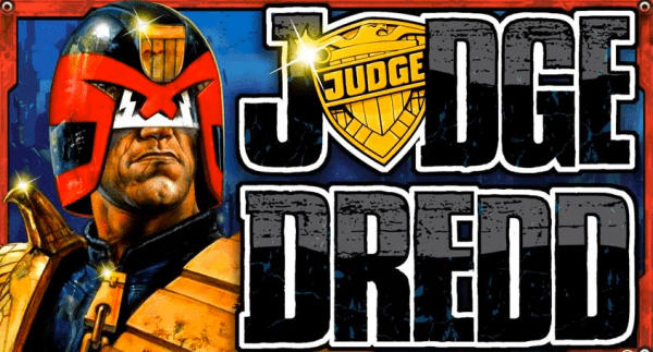 Judge Dredd slot is a classic game in any Nyx Interactive Casino