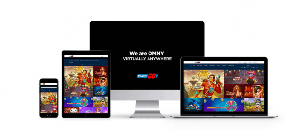 Play'n Go Omni Channel - easy access on every device