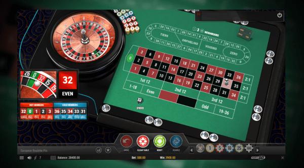 Play'n Go European Roulette is a unique roulette variant
