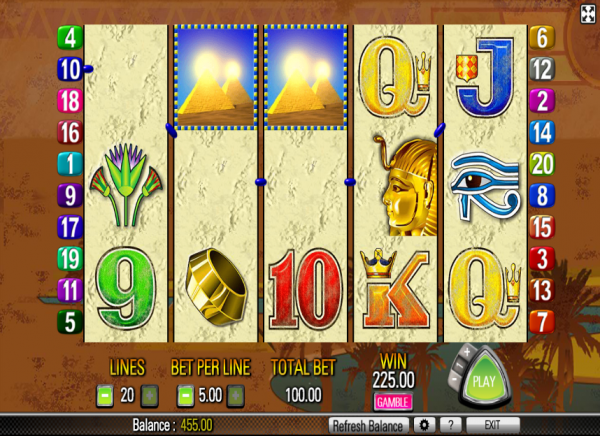 Queen of the Nile is a must try for every slot enthusiast