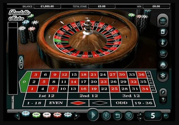 Roulette Master is a unique roulette variant found at any Nextgen Casino