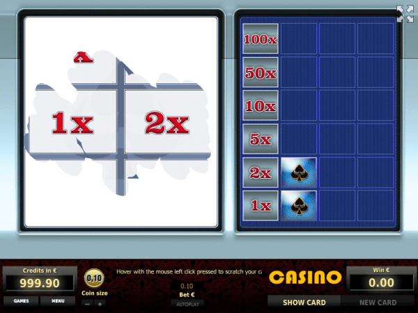 Tom Horn's Scratch Card is a must-try for all US players!