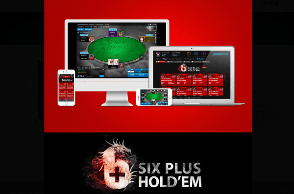 Six plus Hold'em is a unique Playtech poker variant